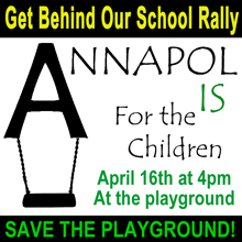 Get Behind Our School Rally